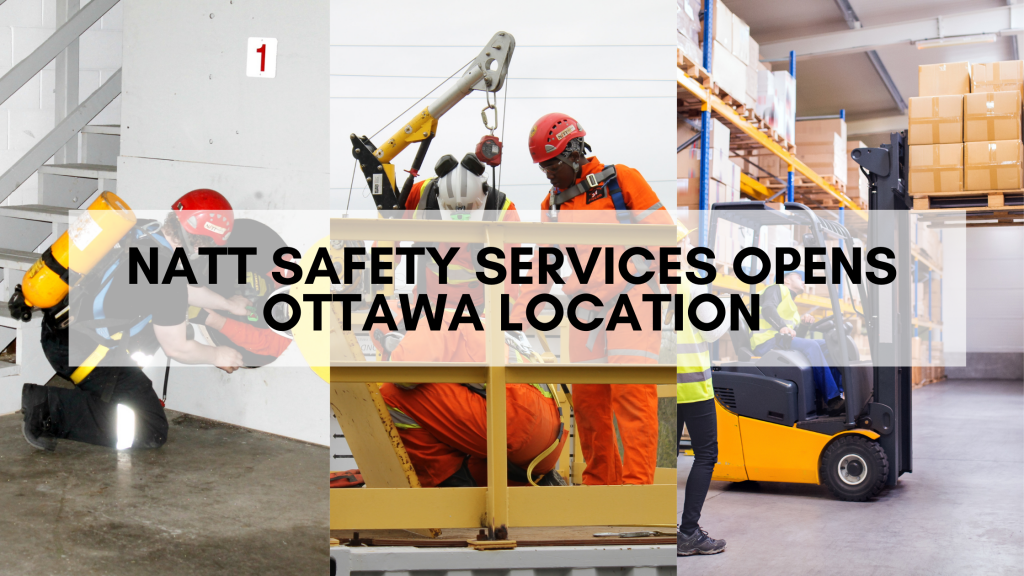 NATT Safety Services Opens Ottawa Location